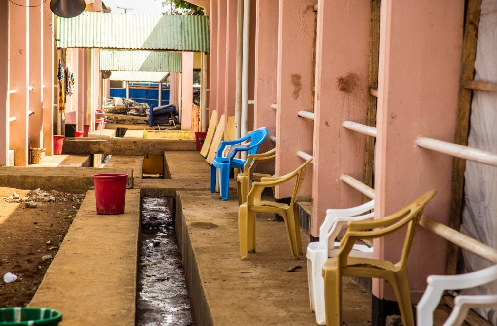 Tide turning in the fight against Ebola