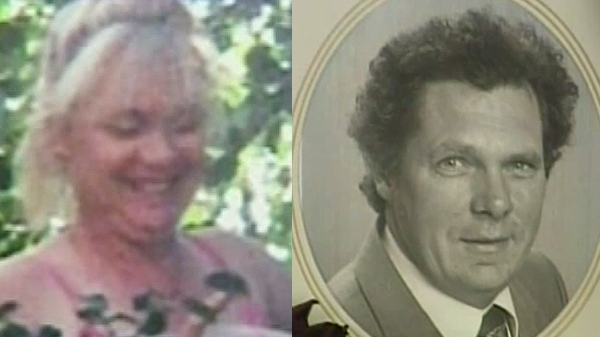 Susan Trudel, left, and Barry Boenke, right,  shown in undated supplied photos.