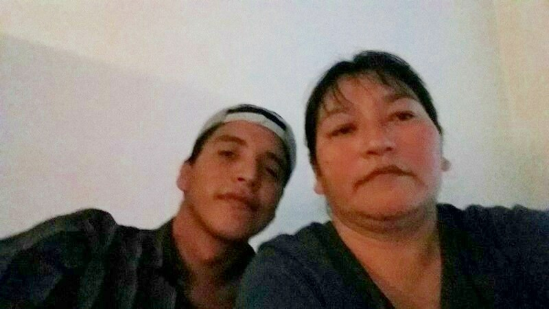 Dustin McKay, 22, is shown in this picture with his mother. Dustin died after being assaulted and run over on Jan. 23, 2015. (Photo courtesy of Derek Letander)