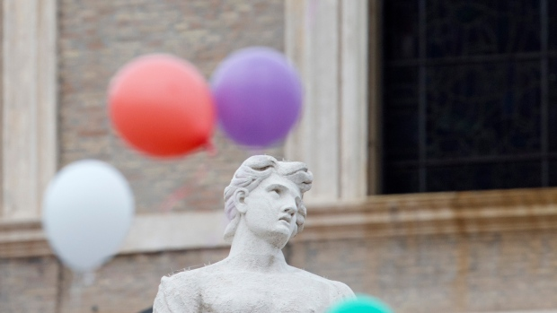 Balloons Vatican