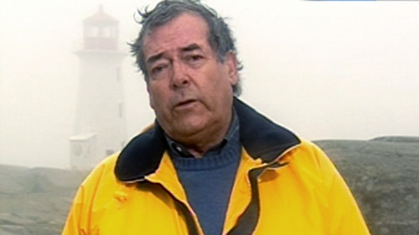 Barry Macdonald of the Nova Scotia Lighthouse Preservation Society speaks to Canada AM about rallying to save the iconic landmark Peggy's Cove Lighthouse.
