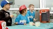 CTV Vancouver: B.C. boy's lemonade stand helps