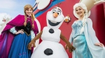'Frozen' is coming to Disney Cruise Line. (Matt Stroshane)