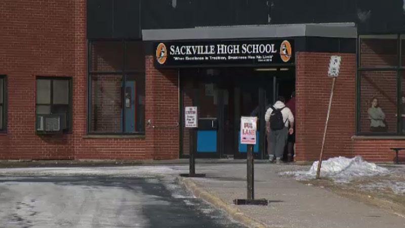 Sackville High School