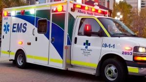 AHS ambulance