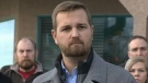 Derek Fildebrandt announced on January 26, 2015, that he would be seeking the Wildrose nomination for the riding of Strathmore-Brooks.