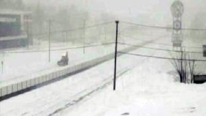 Fierce winter storm slams the U.S. east coast