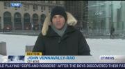 CTV News Channel: John Vennavally-Rao in NYC