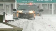 CTV Atlantic: Blizzard bears down on the Maritimes