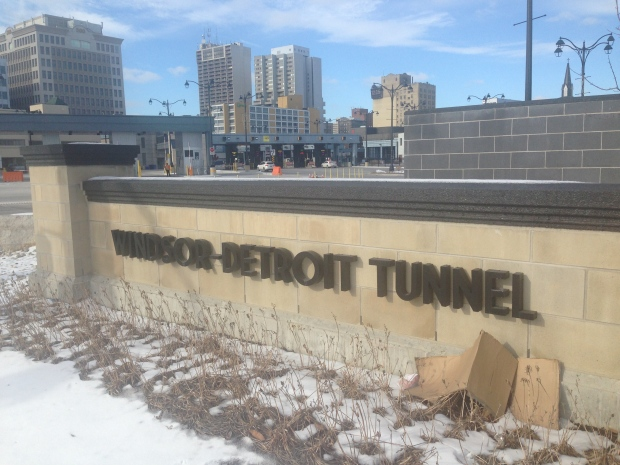 Windsor-Detroit Tunnel