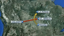 Investigators with the Transportation Safety Board are expected to begin looking into a fatal collision between two planes in the skies above northern Saskatchewan.