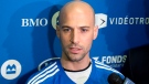 FILE: Montreal Impact player Laurent Ciman.THE CANADIAN PRESS/Ryan Remiorz