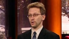 Jacob Levy is a political theory professor at McGill University (May 14, 2012)