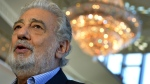 The sexual harassment allegations against Placido Domingo first surfaced in August and within months had effectively ended his U.S. career. (AFP / Mark Ralston)