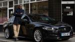 The new campaign for the Jaguar XE stars actor Idris Elba. (Jaguar Land Rover)