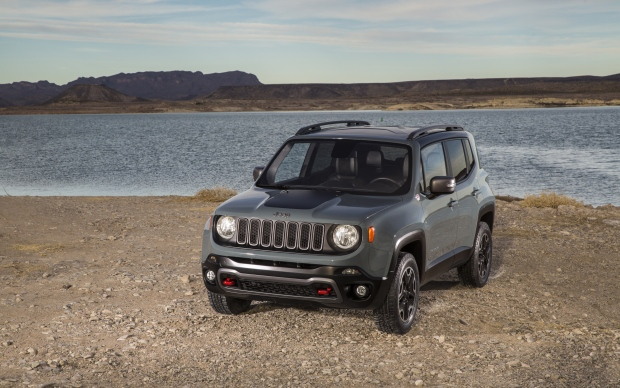First Drive: 2015 Jeep Renegade is bigger than it looks ...