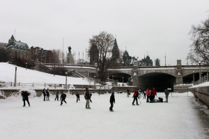 The Rideau Canal skateway is closed for the season, the NCC announced Wednesday.