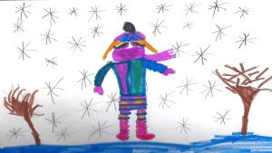 Danika Hoddinott, Grade 1, Venta Preparatory School, Carp