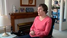 MS patient Margo Murchison
