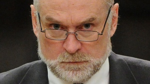 Auditor general Michael Ferguson appears at a Commons public accounts committee to discuss the F-35 Fighter Jets and Main Estimates under Finance on Parliament Hill in Ottawa on Tuesday, May 15, 2012. THE CANADIAN PRESS/Sean Kilpatrick