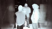 Surveillance video in Garden Restaurant murder