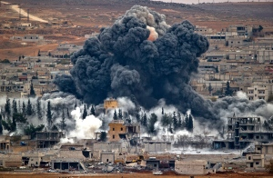 Isis admits Kobani dfeat