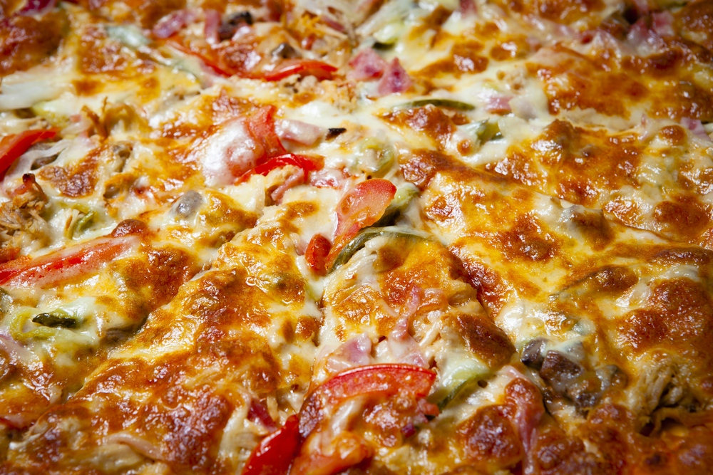 Super Bowl Pizza