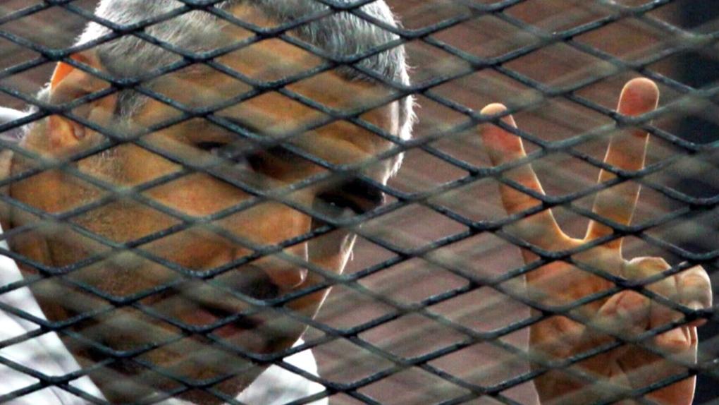 Fahmy in Egyptian jail