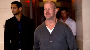 Lululemon Athletica Inc. founder Chip Wilson in Vancouver, B.C., on June, 11, 2014. (THE CANADIAN PRESS / Jonathan Hayward)
