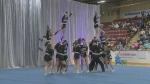 N.S. cheer teams participate in Cheer Blast Championships.
