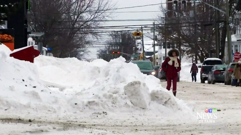 CTV Ottawa: Snow causes dozens of crashes