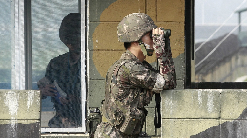 South Korean soldier given death penalty