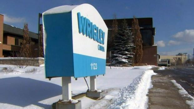 Wrigley Canada