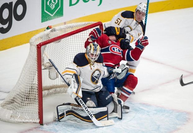 e9d1e7b400d Montreal Canadiens Buffalo Sabres