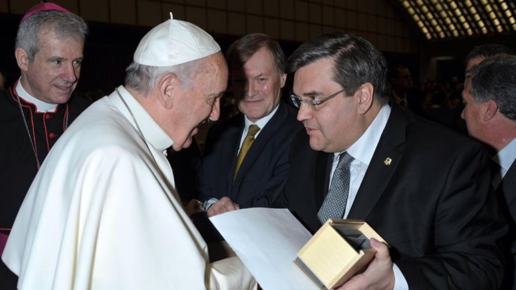 Pope Francis invited to Montreal