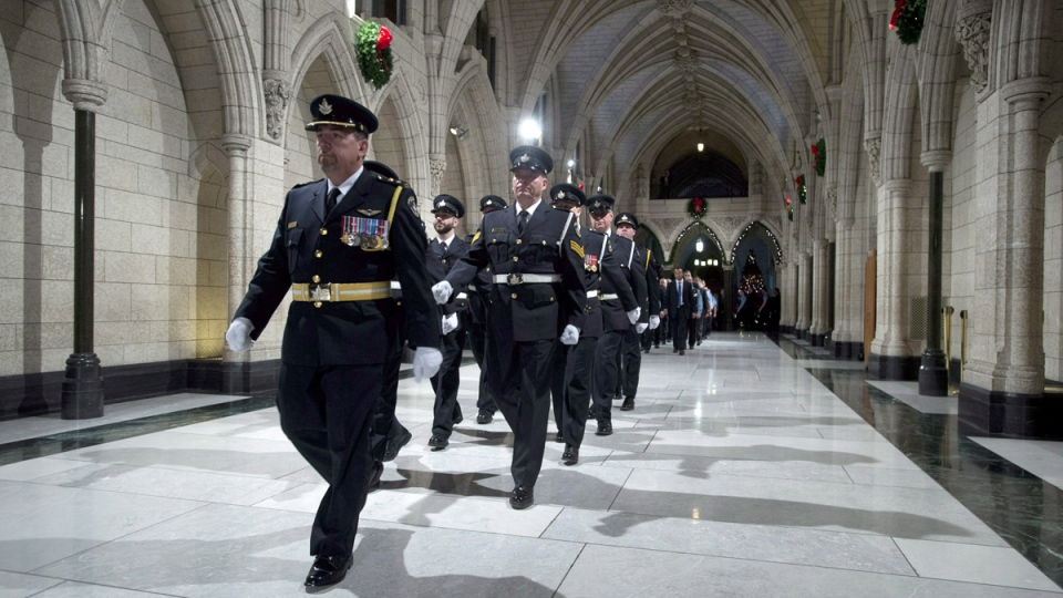 Mounties Poised To Take Control Of Security Inside Parliament Ctv News