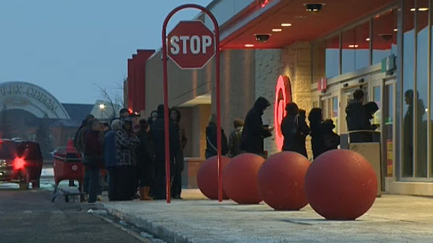 Shoppers Looking For Deals At Target In Calgary Ctv News