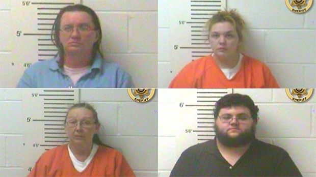 Lincoln County Sheriff's Office mugshots