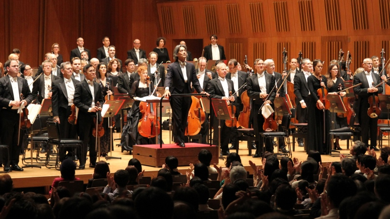 An exclusive look into the Montreal Symphony Orchestra's tour in Asia