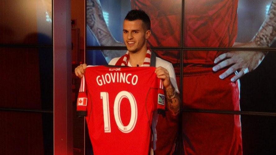 new styles 46ce6 37812 Italian star Sebastian Giovinco officially introduced by ...