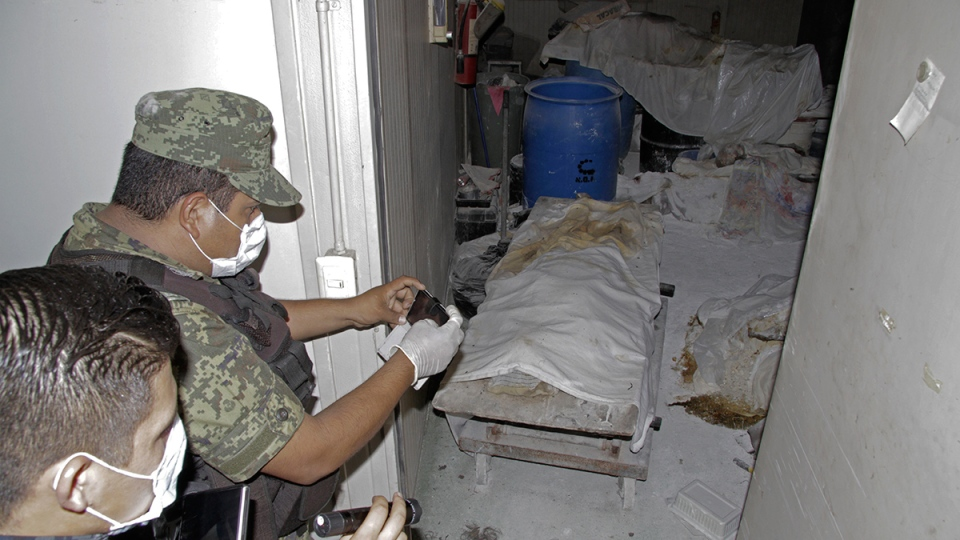 Mexican Officials Find 61 Abandoned Decaying Bodies At