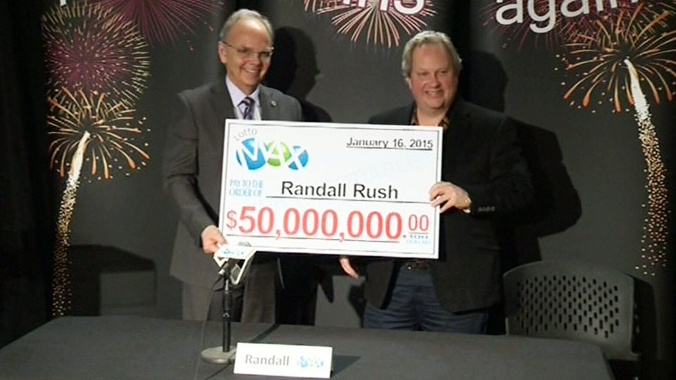 A ticket sold in Brampton, Ontario won Friday night's $35 million Lotto Max  jackpot. The winning numbers were, 01, 03, 13, 15, ...