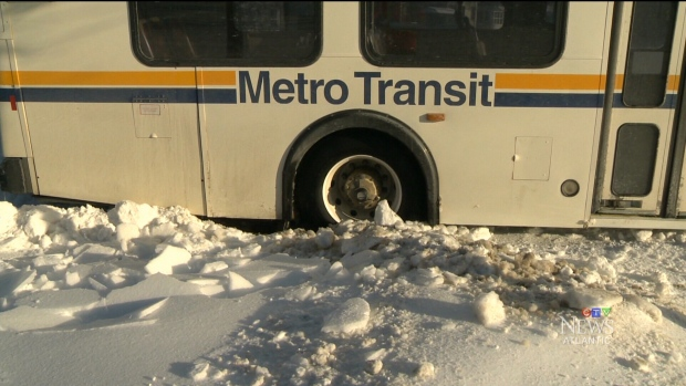 Halifax transit union lobbies for winter tires