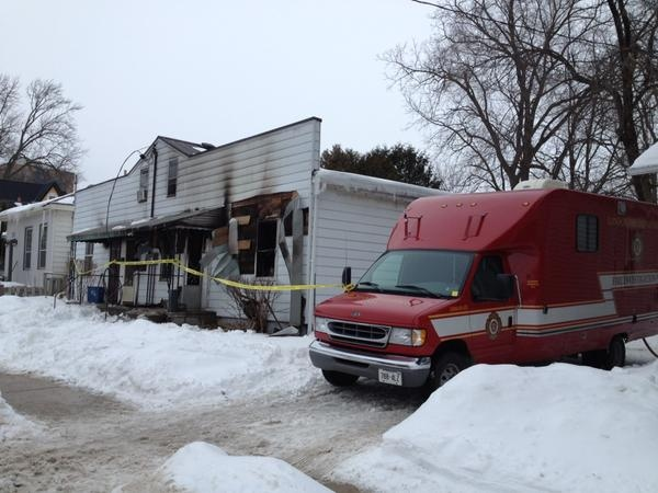 Fire at 104 Clarence (Matt Thompson/CTV)