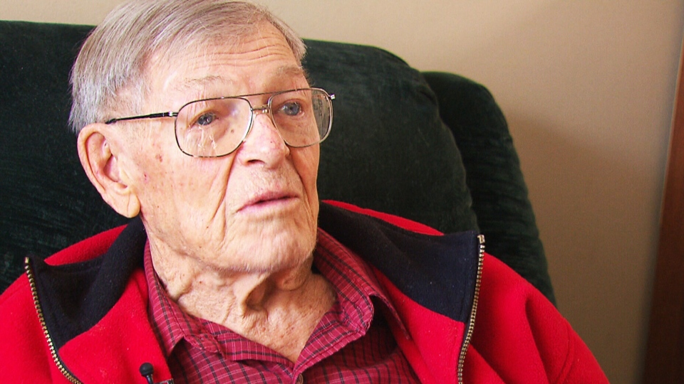 Former Maple Leafs defencemen Wally Stanowski speaks about a 68-year-old goal grudge.