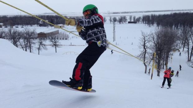Stony Mountain Ski Area