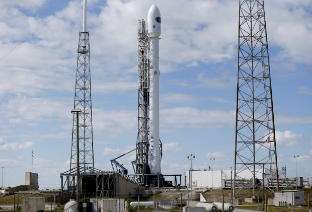 SpaceX launch delayed until Tuesday | CTV News