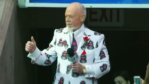 CTV News Channel:  Cherry responds to backlash