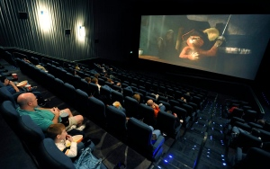 Sensory friendly theatres