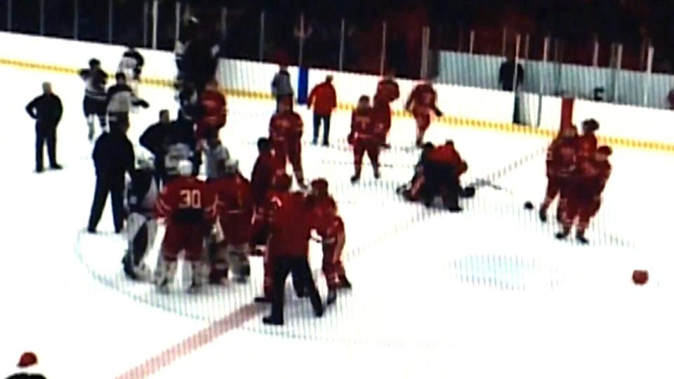 Midget hockey fight images 859